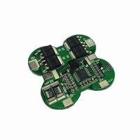 4S 14.8V / 16.8V 20A peak li-ion BMS PCM battery protection board bms pcm for lithium LicoO2 Limn2O4 18650 li battery Battery Accessories & Charger Accessories