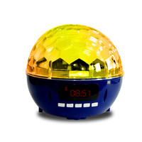New Explosion Led Crystal Magic Ball Bluetooth Speaker Light Ball Speaker With Remote Control Can Be