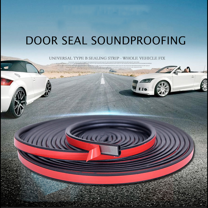 SEAMETAL Premium Soundproofing Sealing Strip