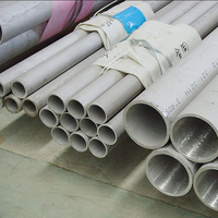 OD 40mm 4mm Thick 304 316l Seamless Welded Stainless Steel Tube Stainless Steel Pipe Fittings