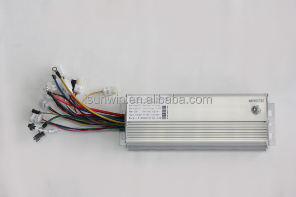 48V 60V or 72V Adjustable 1000W Electric Bicycle Scooter Brushless Hub Motor Controller with E ABS aliexpress com buy 48v 60v or 72v adjustable 1000w electric  at aneh.co
