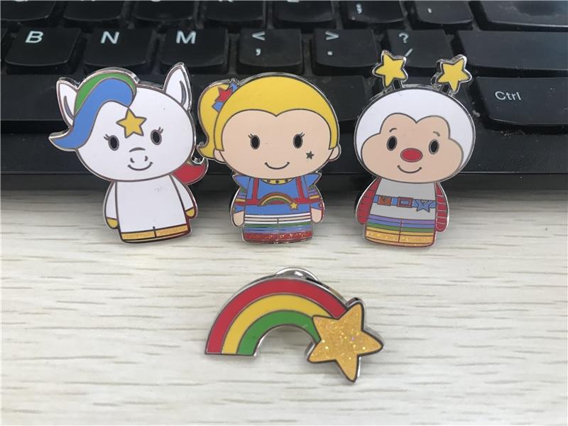 Rainbow Brite Twink /& Starlite Hanger