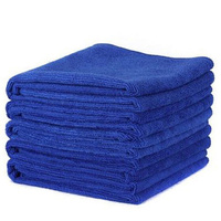 Polishing Towels Drying Cleaning Washing Microfiber Water Absorbent 30*30cm Auto Detailing 100pcs Practical