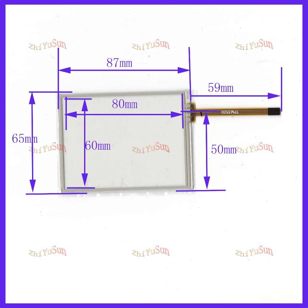 Zhiyusun 3.8 дюймов Сенсорный экран сварки 87 мм * 65 мм это compatble 87*65 для КПК MP3 MP4