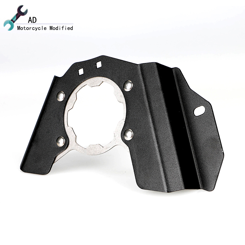 Motorcycle Chain Sprocket Cover Guard for Triumph Tiger 800 XC 800XC Chain Protector Accessories Aluminum Alloy
