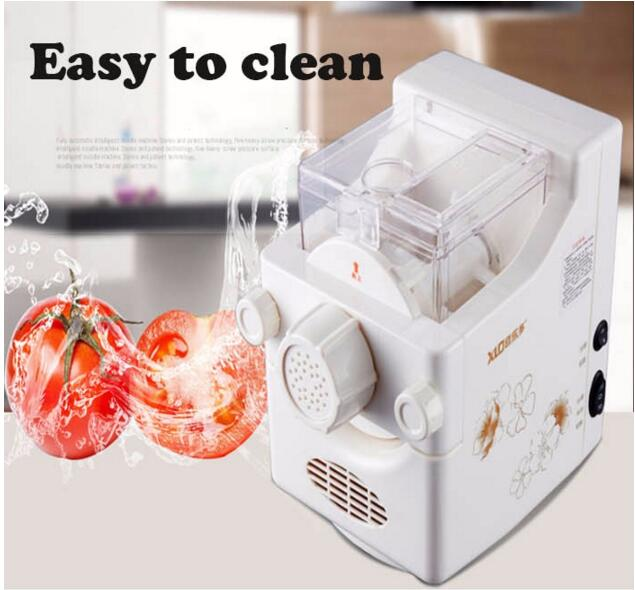 DIY Household Pasta Machine Small Fully-Automatic Electric Noodle Maker in White Color MTJ138A набор для кухни pasta grande 1126804