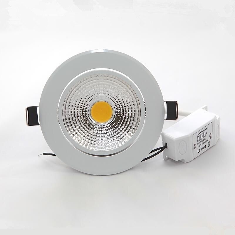 СВЕТОДИОДНЫЙ Потолочный Светильник 10W15W СВЕТОДИОДНЫЙ Встраиваемый Шкаф Стены прожектор Лампа Лампа Холодный Белый Теплый Белый