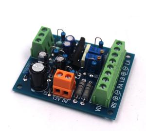 Image 2 - 2 יחידות לוח VU מחוון רמת שמע מוסיקה ספקטרום עם נהג לוח עבור רמקולי מגבר