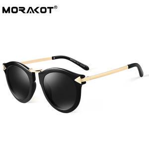 d96be39280 Morakot Fashion Women Polarized Myopia Sunglasses -1.0 to -4.50 Finished Sunglasses  Fashion Nearsighted Optics Eyewear JS68240