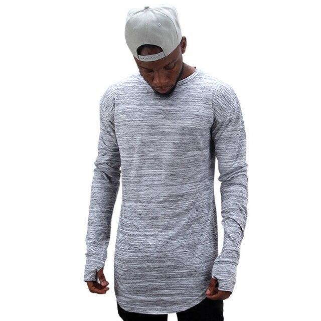 Estendere Hip Hop di Strada T Shirt All ingrosso Marchio di Moda T ... 902be6da75e