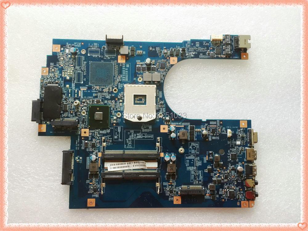 48 4HN01 01M for Acer aspire 7741 7741Z 7741G Laptop motherboard MBPT501001 MB PT501 001 JE70