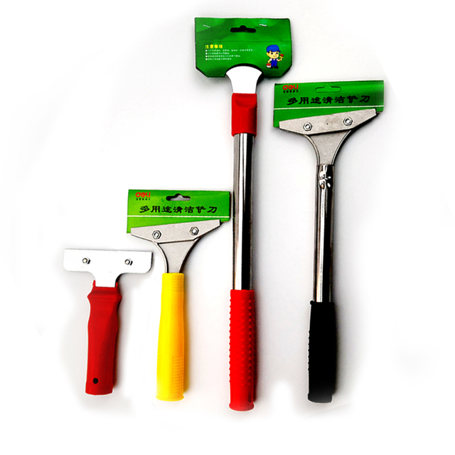 Portable Cleaning Shovel Knife With 1pcs Blades Practical Floor Cleaner Tile Cleaner Surface Glue Residual Shovel Hand Tools