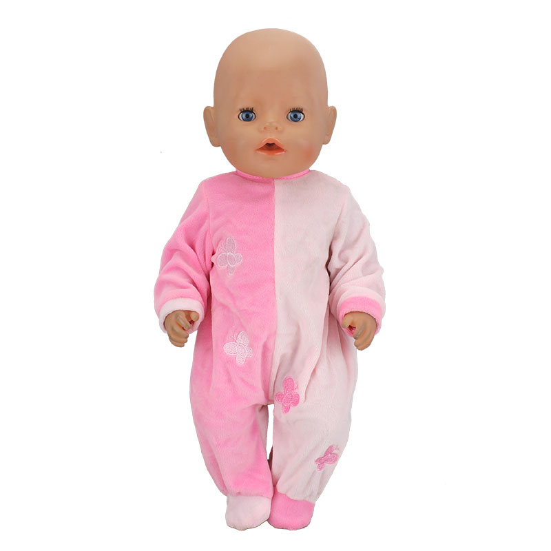 New Leisure Set Clothes Wear for 43cm Baby Born zapf, Children best Birthday Gift(only sell clothes)