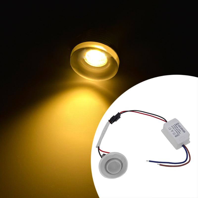 AC85V-265V 3W Mini LED Wall Lamp Bedroom Cabinet Light Holder Lantern Wine Cabinet Showc ...
