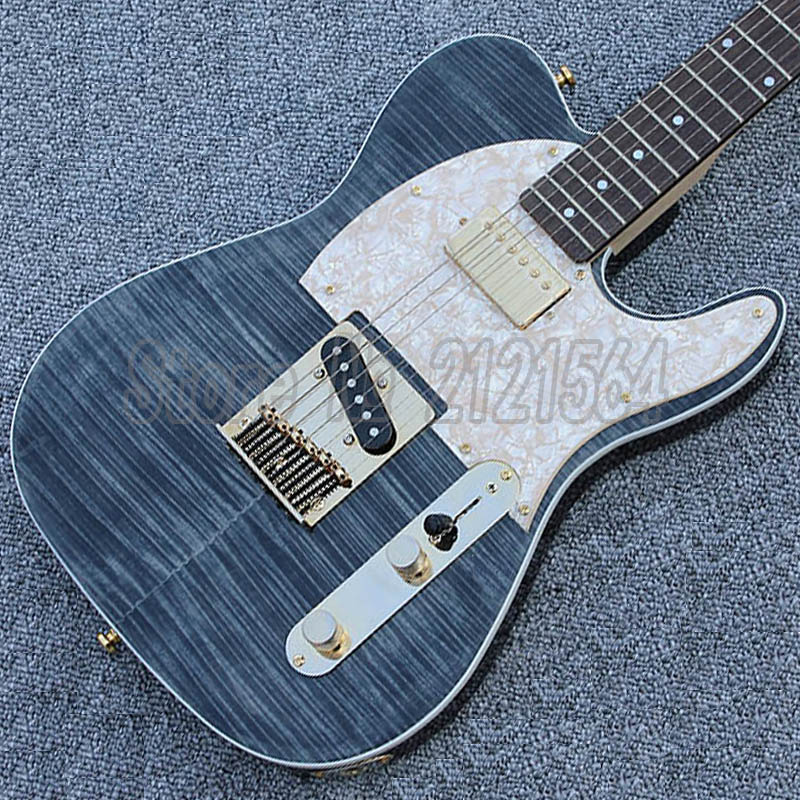 Electric Guitar TL  Musical Instruments Rosewood Fretboard Chinese For Sale Custom Shop FREE SHIPPING musical instruments wholesale gbson standard les sunburst for paul lp electric guitar chinese tiger stripes free shipping