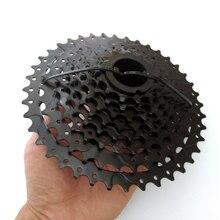 SunRace 9 Speed 9s 40T 36T 32T MTB Mountain Bike Cassette Freewheel Bicycle Flywheel 11-40T 11-36T 11-32T CSM990 High Quality