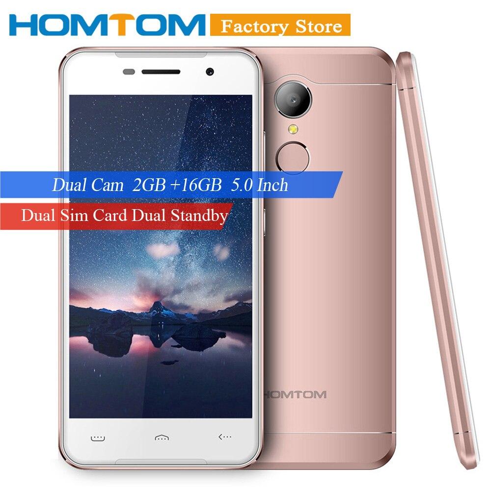 bilder für HOMTOM HT37 Smartphone 3G 5,0 zoll 720 * 1280px MTK6580 Quad-core Android6.0 2 GB RAM 16 GB ROM Dual-kamera 3000 mAh Batterie Handy