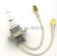 Compatible lamp for osram 64342 6.6A 100W PK30D aircraft running bulb free shipping