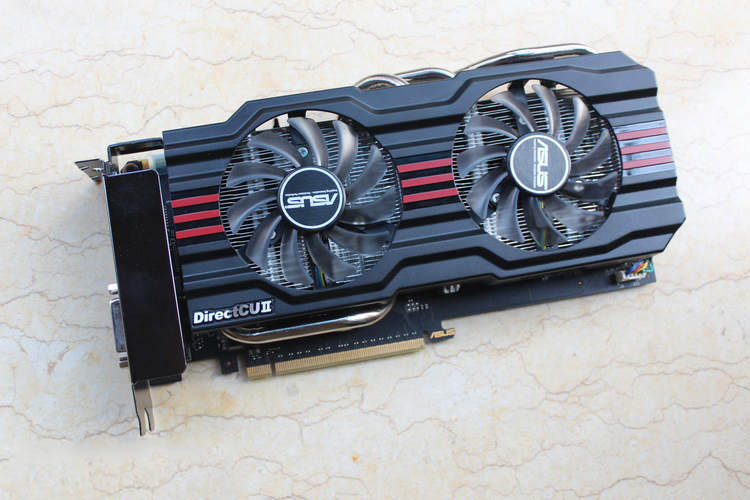 Used GTX660 2G D5 graphics card image