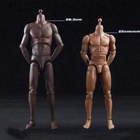 Suntan Skin Color Male Action Figure Model Toys 1 6 Scale Super Sports Mascular Man Body