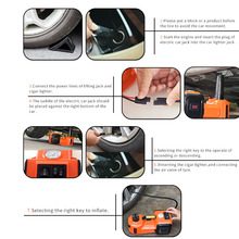 JUMAYO SHOP COLLECTIONS – JACK TYRE INFLATOR KIT