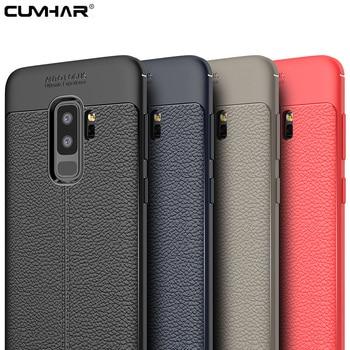 8cadea1a2539 Cumhar для samsung S9 Plus Личи шаблон мягкий силиконовый задняя ТПУ для  Galaxy S8 Plus S7
