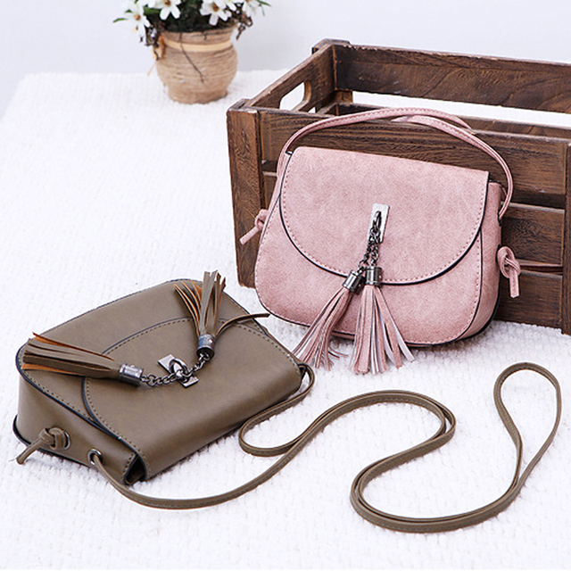 Vintage small crossbody bags for women