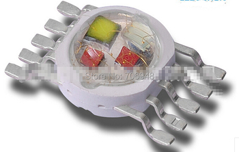5x1W 5W RGBYW full color high power led diodes (30x30mil)