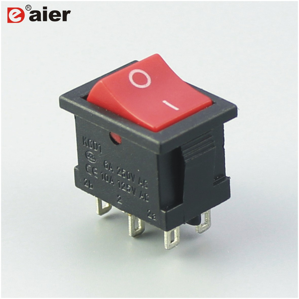 5 Pcs TOGGLE SWITCH ON//ON WIRED 35CM