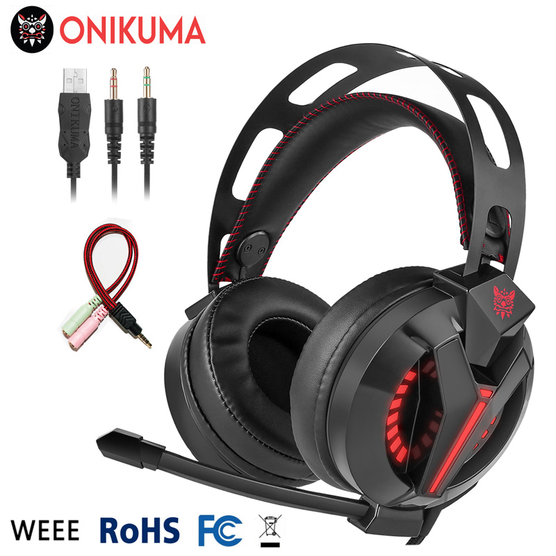 PS4 Gaming Headset Over Ear Stereo Bass Gaming Headphone with Noise Isolation Microphone for PS4 Xbox One S PC Mobile Phones computer earphones with microphone gaming headset over ear stereo bass gaming headphone with noise isolation mic pc gamer tw