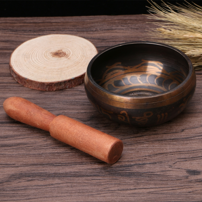Tibetan Singing Bowl (8-10.5 cm)