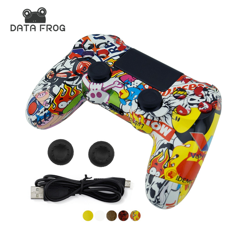 цены  Wireless Bluetooth PS4 Gamepads Game Controller For Sony PS4 Controller Dualshock 4 Joystick Gamepads for PlayStation 4 Console