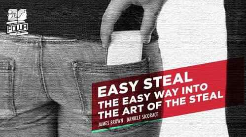 2016 Easy Steal by James Brown-magic