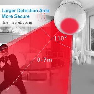 Image 2 - NEO COOLCAM 2 sztuk/partia Z fali Plus czujnik ruchu pir Motion automatyki domowej jest napędzane mechanicznie Z fali System alarmowy czujnik ruchu
