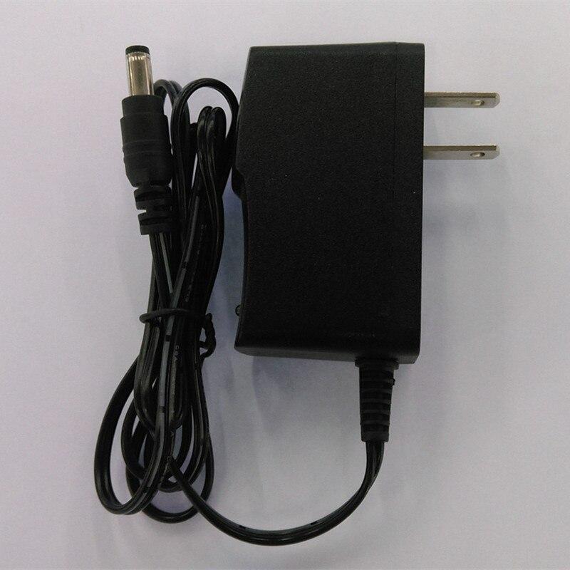 AC 110-240V DC 12V 24V 1A 2A Универсальный адаптер питания зарядное устройство адаптер ЕС США для светодиодных лент
