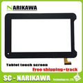"Original 7"" inch Touch Screen panel digitizer glass For Aldi Medion Lifetab E7312 DY-F-07047-V2 Free shipping"