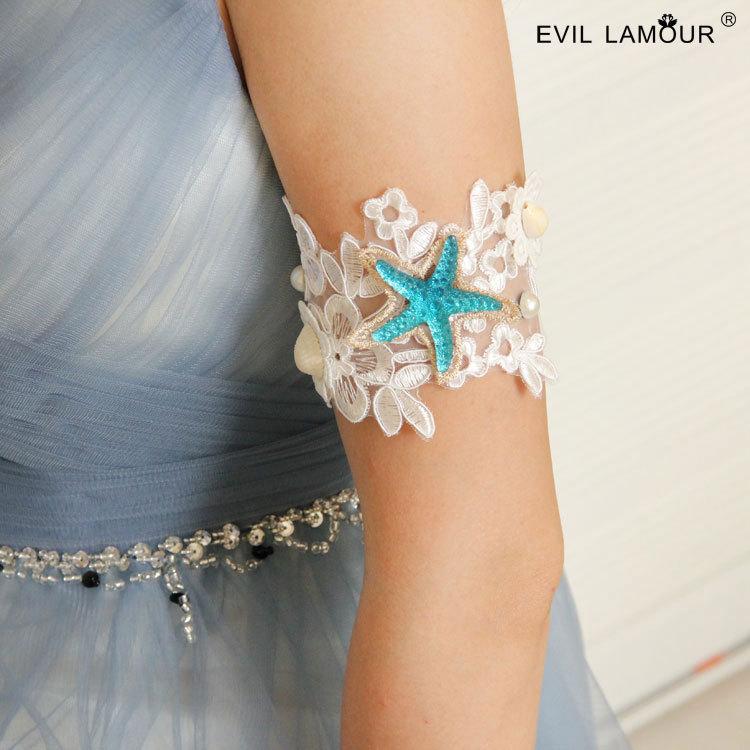 Prinses Zoete Lolita Armband De Strand Foto Accessoires Kant Parel