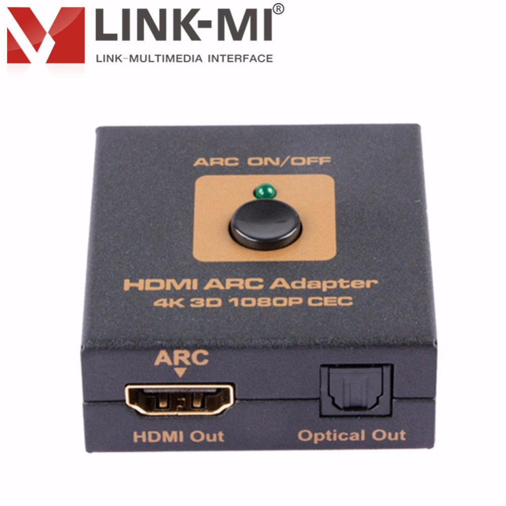 Schema Collegamento Hdmi : Link mi lm ha hdmi arco adattatore con arc audio toslink