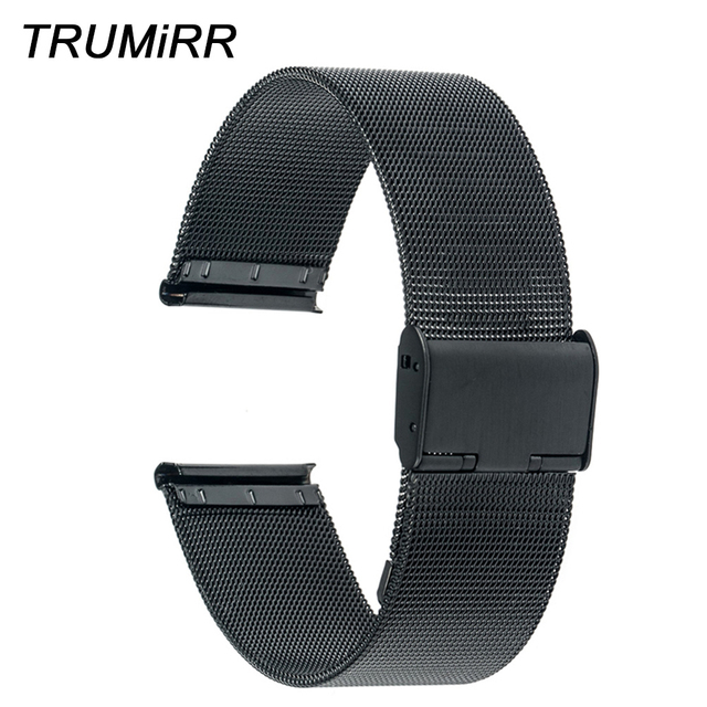 6870f266849 24 22 20 18 16mm mm mm mm mm Milanese Watch Band para Casio BEM 307 ...