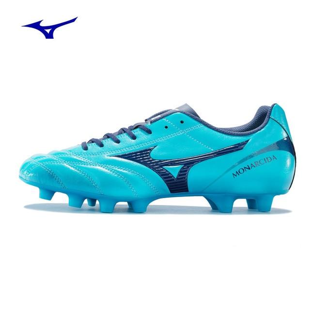 53b148775f68 MIZUNO MONARCIDA 2 FS MD Soccer Shoes for men Comfortable Wearable Sports Shoes  Sneakers Football Boots Zapatos De Futbol