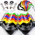 22mm 25mm 28mm ATV Dirt Bike Hand Guards Protector Motorbike Motorcycle Handlebar Handguard Motocross Handle Protection