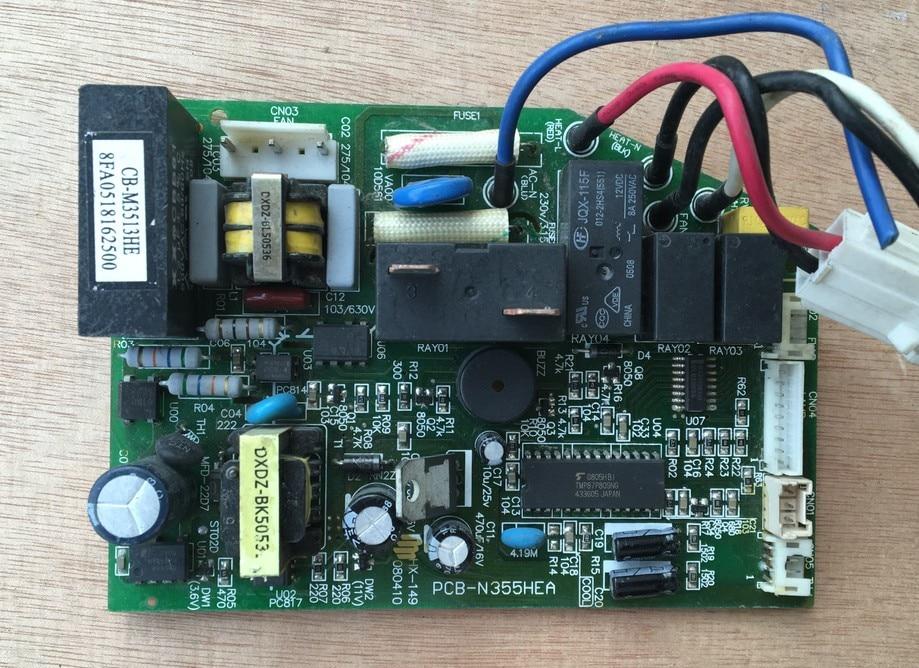 PCB-N355HEA PCB-N3512HE  USED Good Working