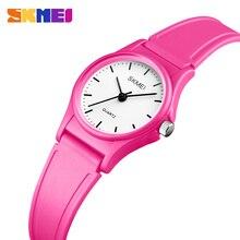 Fashion Children Quartz Watch 50M Waterproof Sport Bracelet Top Brand SKMEI Kid