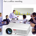 3000lumens Video HDMI USB LED96 Full HD 1080P Home Cinema 1280x800 LED Projector Projector Beamer