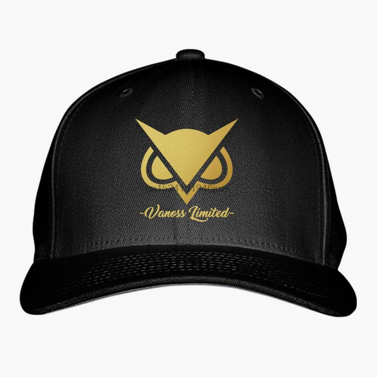10465904d89ba hip hop Baseball caps Printed snapback Vanoss Gaming Limited Edition Baseball  Cap