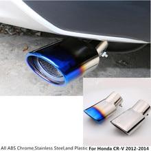 Hot For Honda CRV CR V 2012 2013 2014 car cover muffler font b exterior b