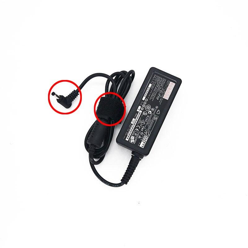 19 v 1.75A 33 w laptop AC power Adapter carregador para Asus VivoBook R417NA R417SA S200E S200L X200 X200CA X200L x200LA
