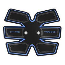 цены Body Slimming Massager Shaper Intelligent Portable Muscle EMS Fitness Electric Stimulator Tool Home Use