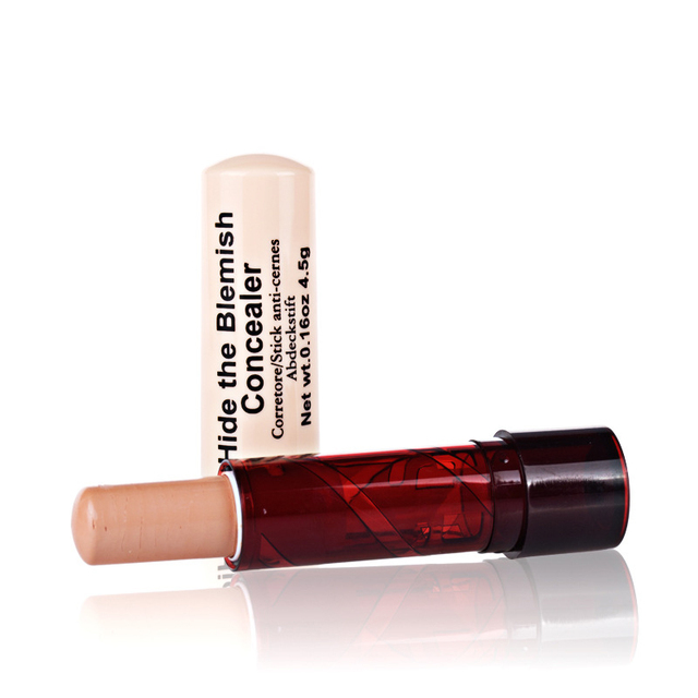 Professional Ladies Makeup Face Blush Contour Highlighter Stick Foundation Make Up Bronzer Base Concealer Pencil Maquiagem 4