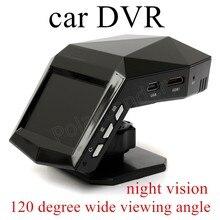 Buy online 2.0 inch mini Car DVR Full HD 1080p dash camera 30fps Motion Detection black box IR Night Vision G-Sensor video recorder